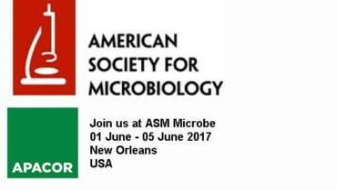 Meet Apacor at ASM Microbe New Orleans in June 2017